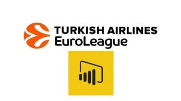 Power BI' da Euroleague Analizi (Euroleague Analysis)