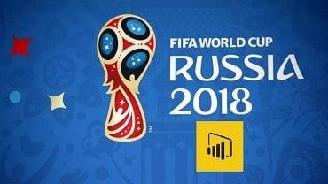 FIFA World Cup 2018 Statistics in Power BI