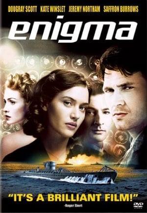 İngiliz Yapımı, 2001 Yılında Gösterime Giren, Alan Turing 'siz Enigma Filmi
