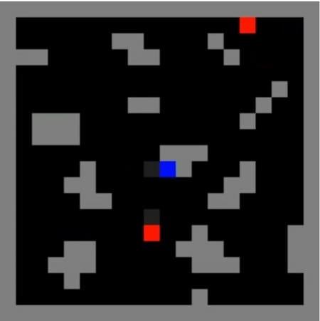 DeepMind-Wolfpack (Kurt Sürüsü Oyunu)