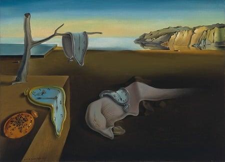 Zaman Bize Oyun Mu Oynuyor? | Sanat Tarihi : Salvador Dali - Eriyen Saatler