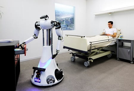 Robotic Nurses in Hospitals