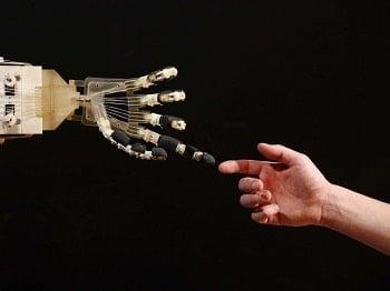 Robotların Artık Hissedebilen Yapay Derileri Var
