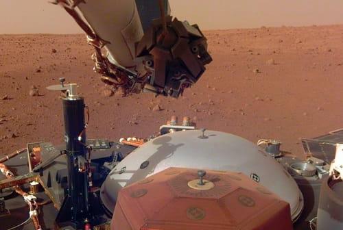 Mars 'ın Olağan Dışı Coğrafyası