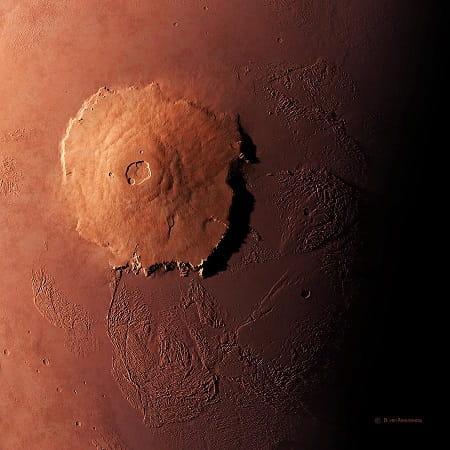 Mars 'a Kısa Bir Yolculuk