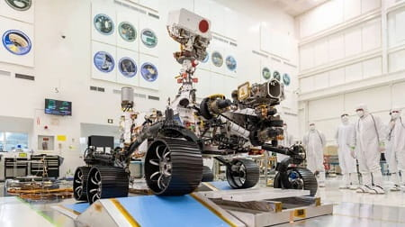 Perseverance: NASA'nın Yeni Mars Keşif Aracı