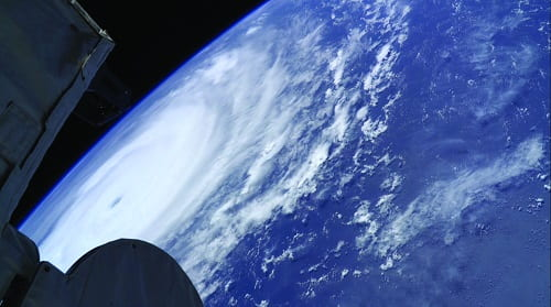Uluslararası Uzay İstasyonu (ISS) ve Dünyamız